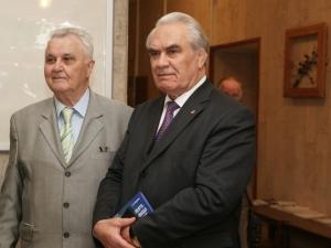 Генеральный директор АНН Рябов В.А. и Президент СНГП Шмаль Г.И.